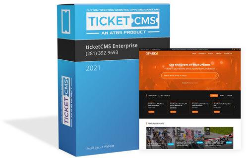 ticketCMS Enterprise Version
