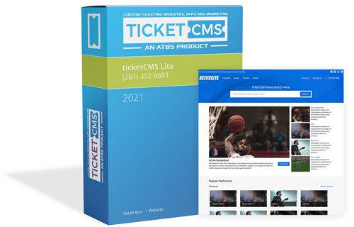 ticketCMS Lite Version